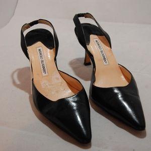 Auth Manolo Blahnik shoes Size 9